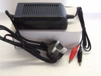Leoch LC1-12-1A - 12v 1amp Automatic Battery Charger